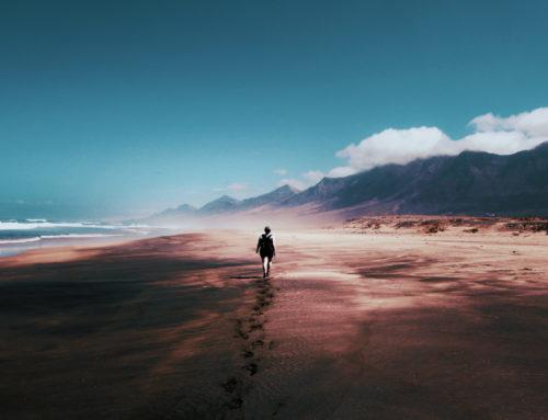 """Keep Walking"", by Rumi"