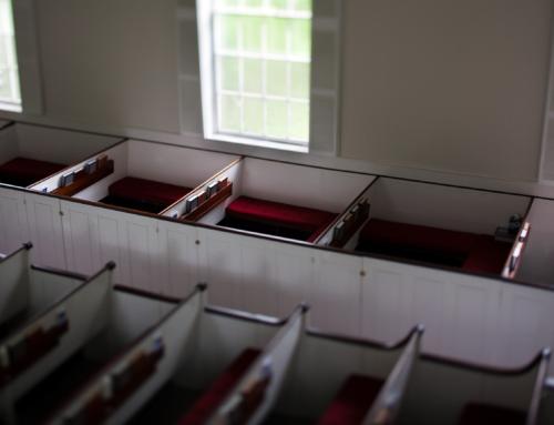 Safe Congregations Task Force Update (4/8/21)